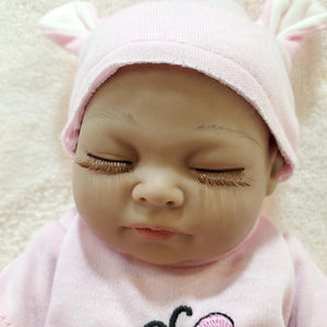 10'' Little Esther Reborn Baby Doll Girl - happybarbies