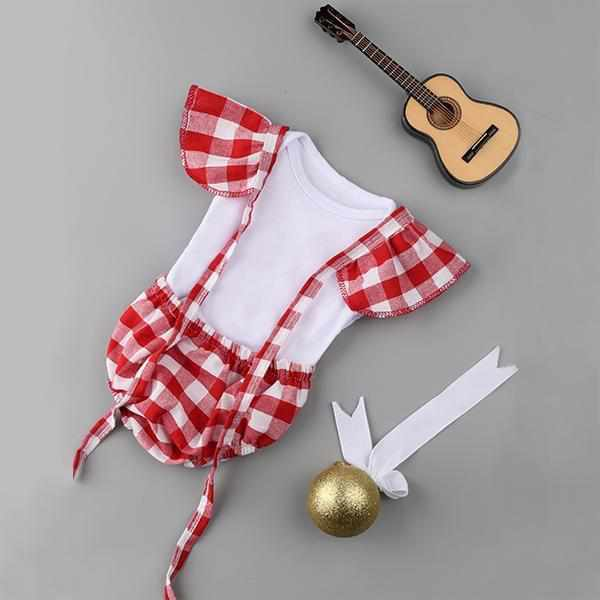 Reborn Dolls Baby Clothes for 20''- 22'' Reborn Doll Girl Baby Clothing sets