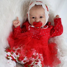 Load image into Gallery viewer, 22'' Lillian Reborn Baby Girl, Best Doll Gift for Kids