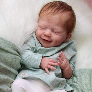 20'' Little Maddison Reborn Baby Doll - happybarbies