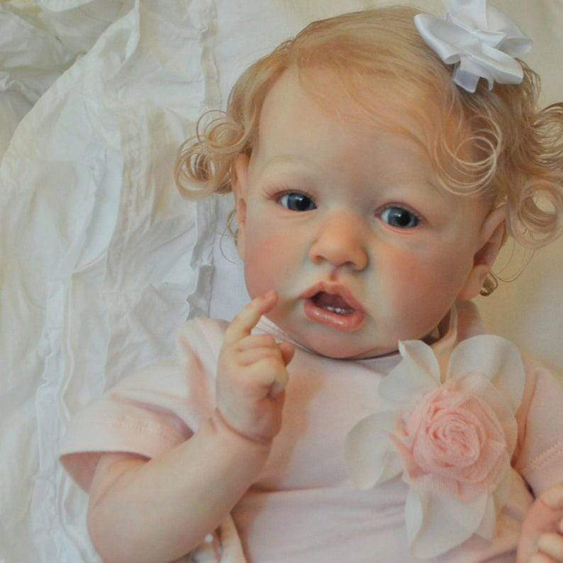 22'' Little Margaret Reborn Baby Doll Girl