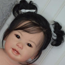 Load image into Gallery viewer, [Pre-Order] 20 '' Teegan Truly Reborn Baby  Doll