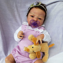 Load image into Gallery viewer, 18'' Briana Realistic Reborn Baby Girl Doll