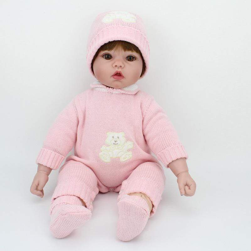22 '' Little Christine Reborn Baby Doll Girl