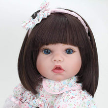 Load image into Gallery viewer, 22 '' Little Dulce Reborn Baby Doll Girl