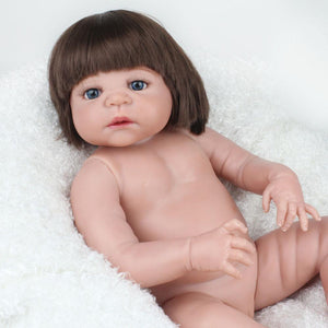 22'' Little Viviana Real Lifelike Baby Girl