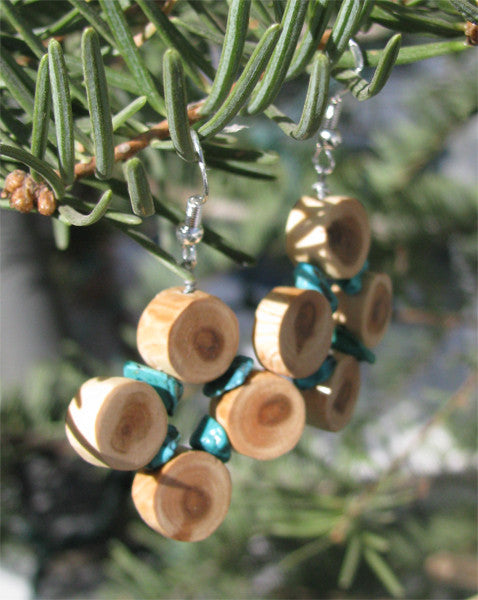 Juniper Flower Earrings