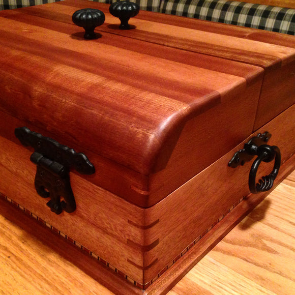 Chess box (sold)