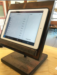 Ipad Checkout Stand