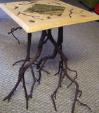 Maple Manzanita End Table (sold)