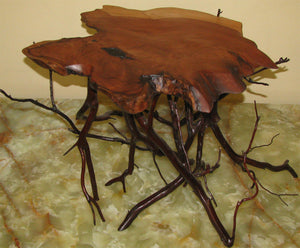 Redwood Manzanita End Table (sold)