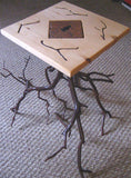 Arrowhead Twig Manzanita End Table