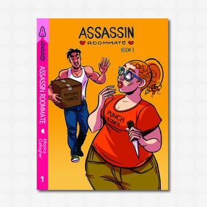 Assassin Roommate (Hardcover)