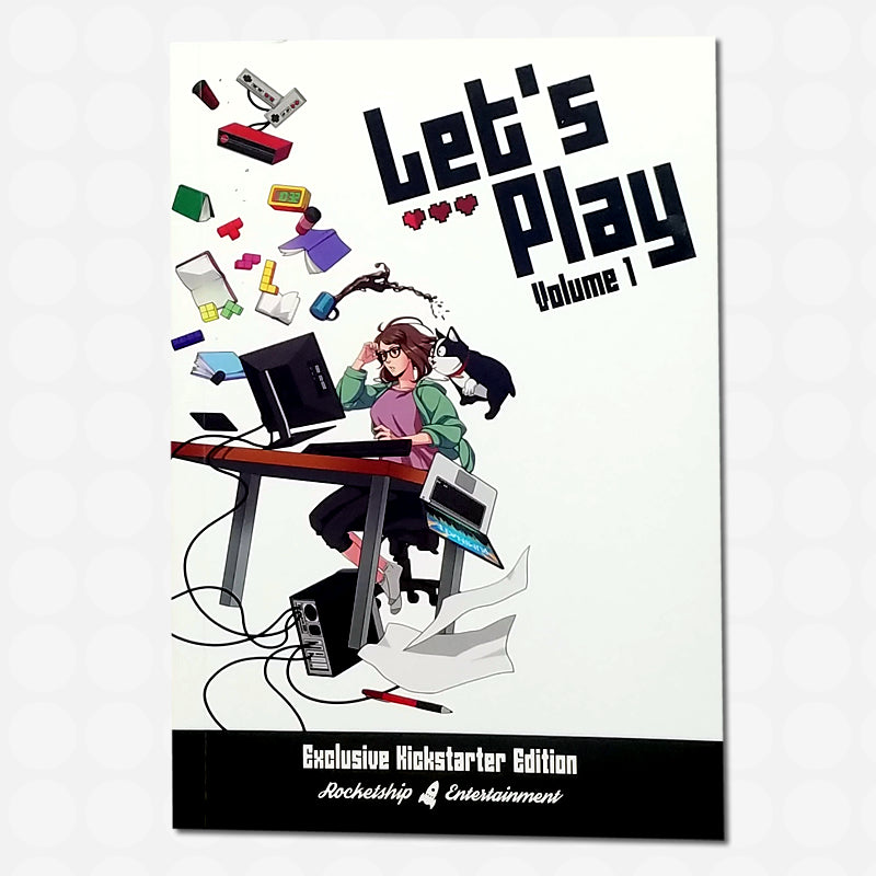 Let's Play Volume 1 Kickstarter Edition (Hardcover)