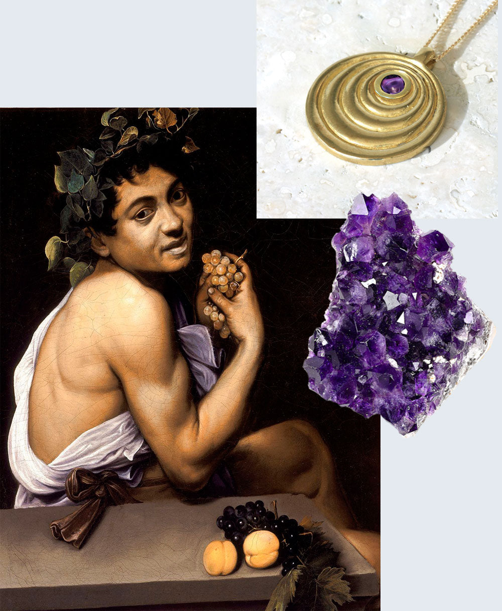 amethyst february birthstone folklore