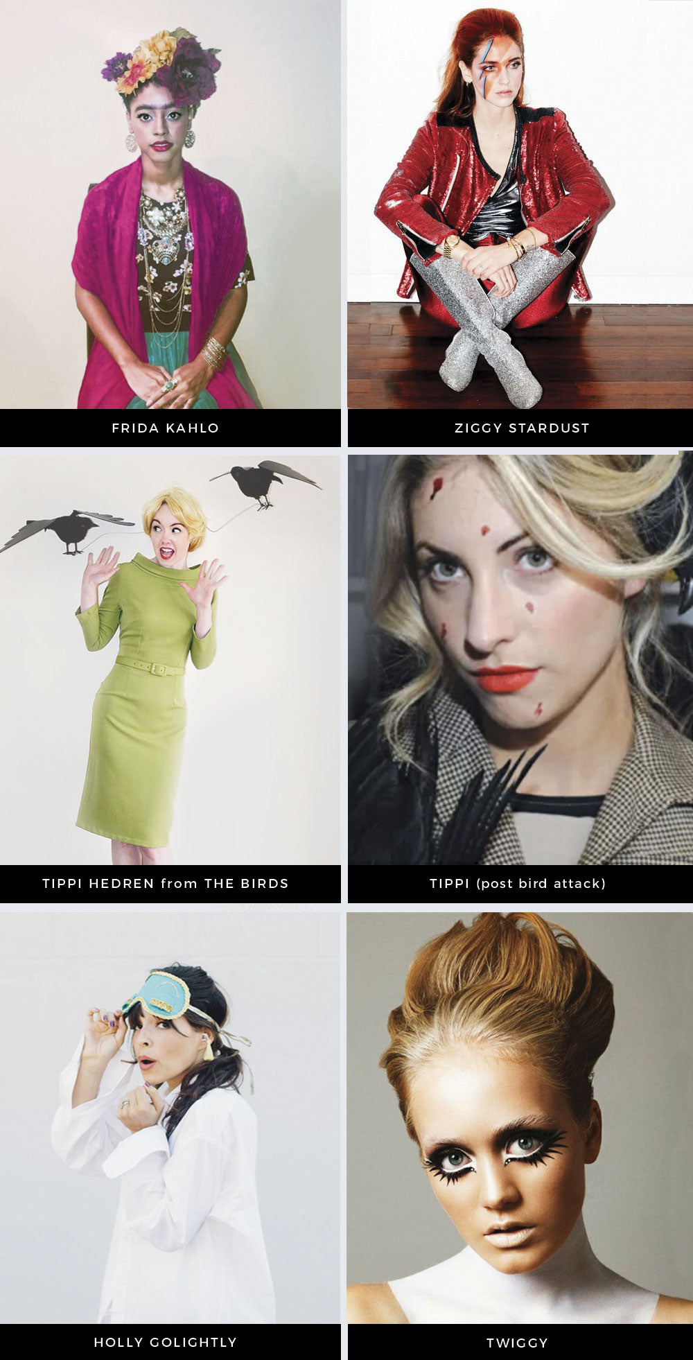 chic halloween costume ideas