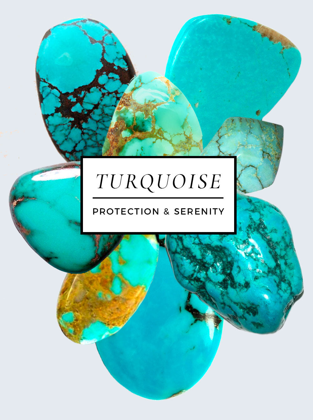 December Birthstone Turquoise Properties History Kristin Miller