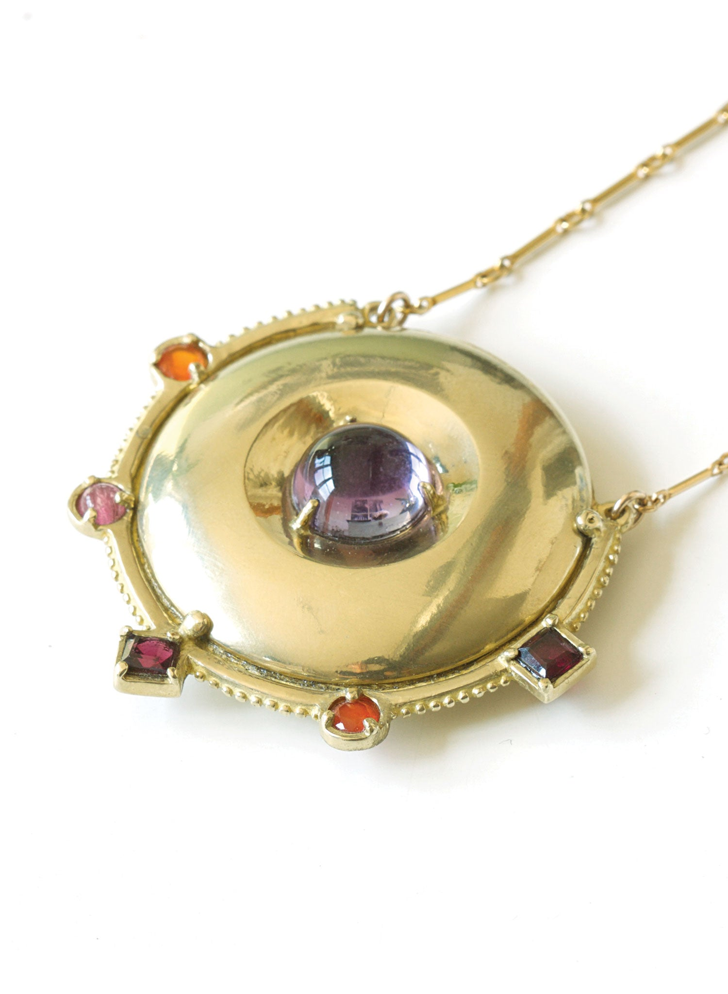 Amethyst Intuition Necklace