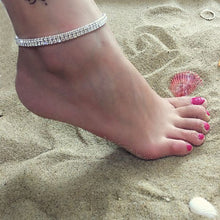 Load image into Gallery viewer, Diamond Anklet