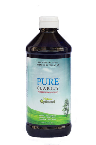 Pure Clarity with Energy Boost (Website Price)