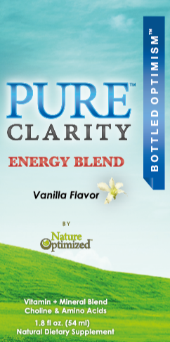 Pure Clarity Energy Blend - Single Serving (16/Case)