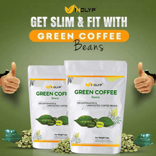 Load image into Gallery viewer, Green Coffee Beans (Pack of 2)