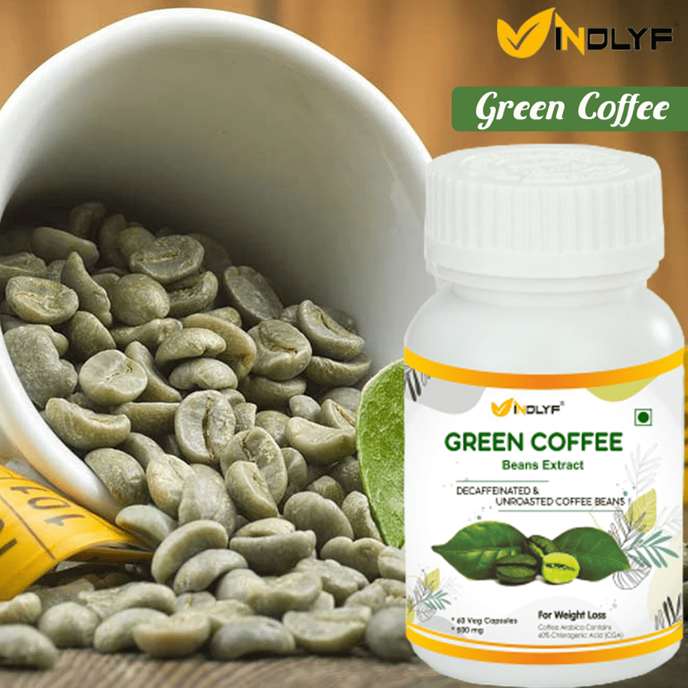 Green Coffee Extract (Pack of 1)