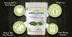 Green Coffee Beans (Pack of 1)