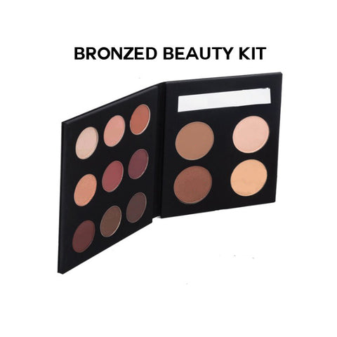 Bronzed Beauty Kit Palette