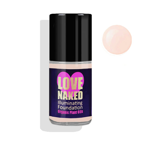 Naked Organic Liquid Foundation ( Ivory )