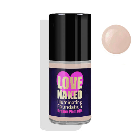 Naked Organic Liquid Foundation ( Nude )