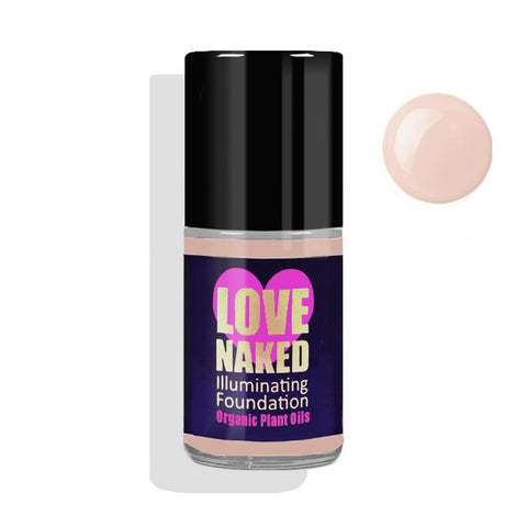 Naked Organic Liquid Foundation ( Delicate)