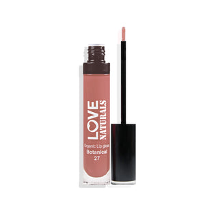 Sparkle Organic Lip Gloss (Sugar Overload)