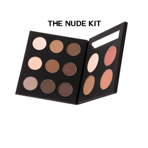 The Nude Kit Palette