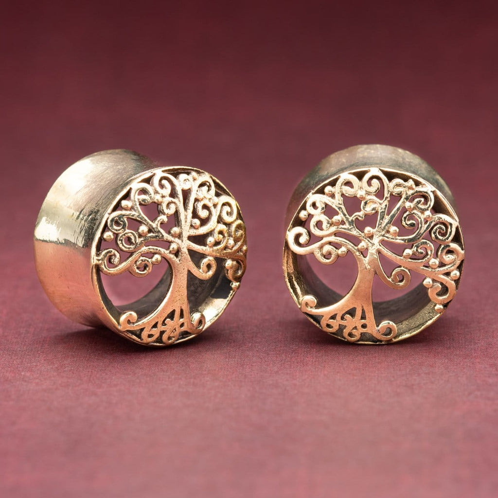 Tree of Life Brass Tunnels