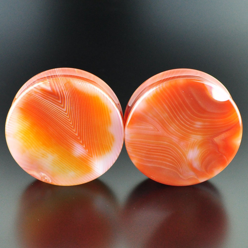 Red Banded Agate # GRB-050-5-P