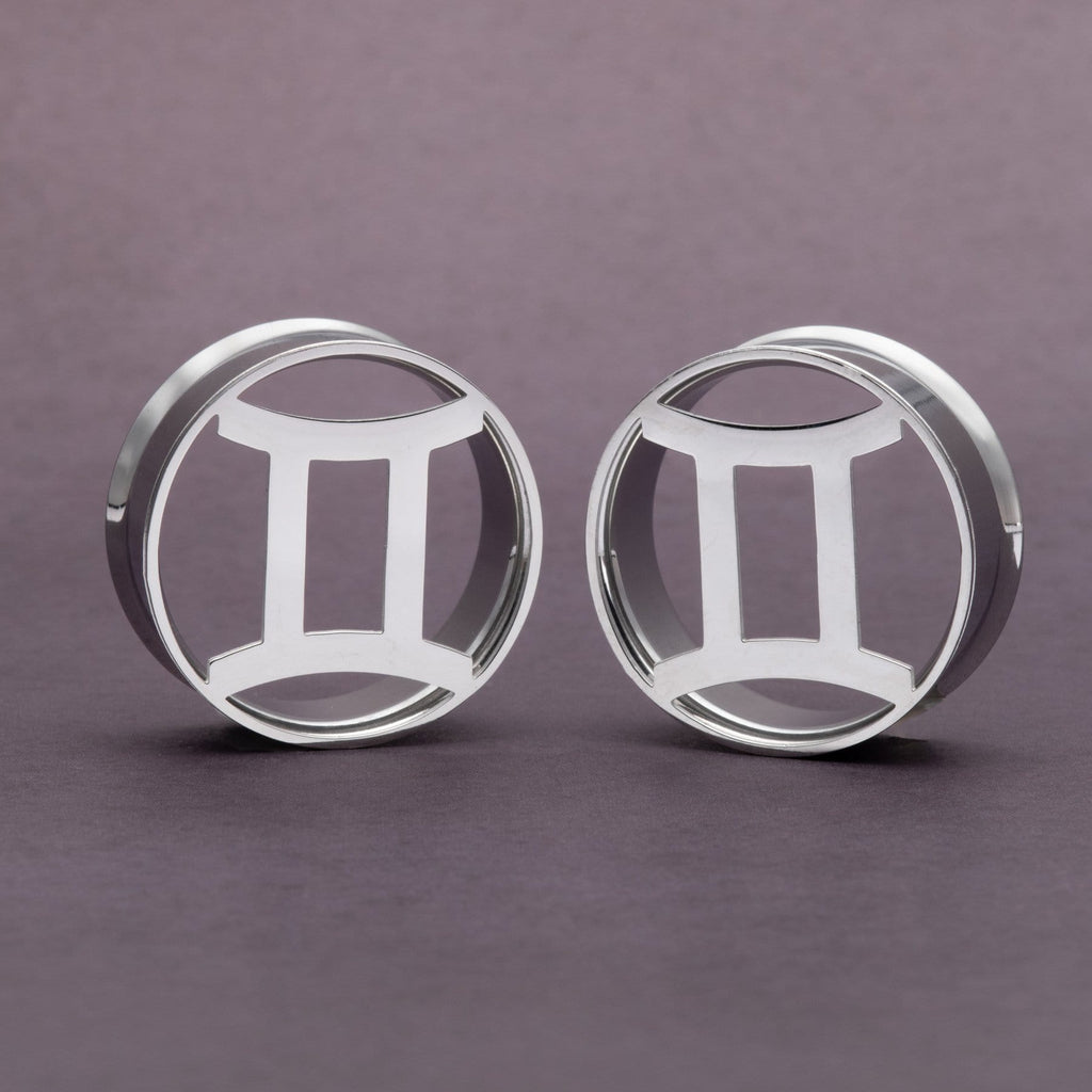Gemini Sign Steel Tunnels