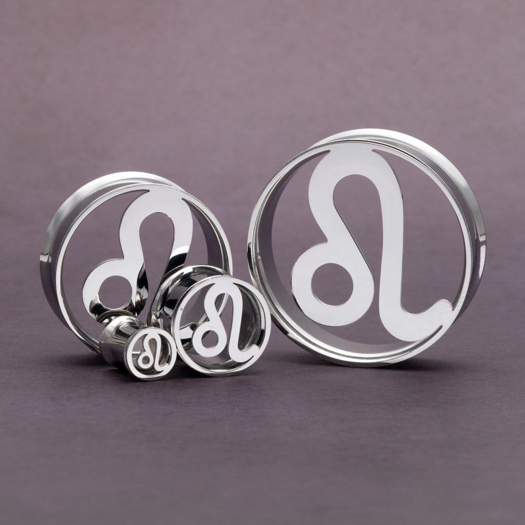 Leo Sign Steel Tunnels