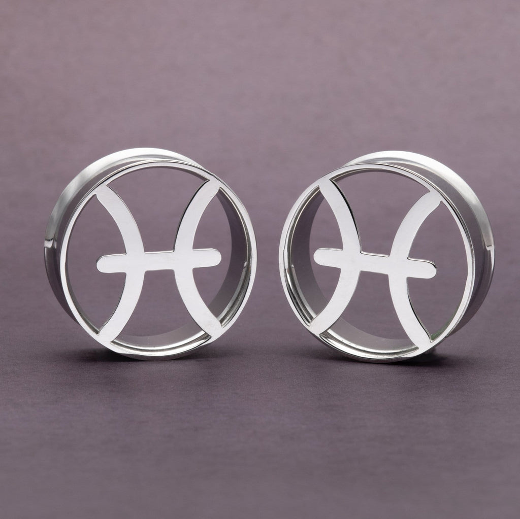 Pisces Sign Steel Tunnels