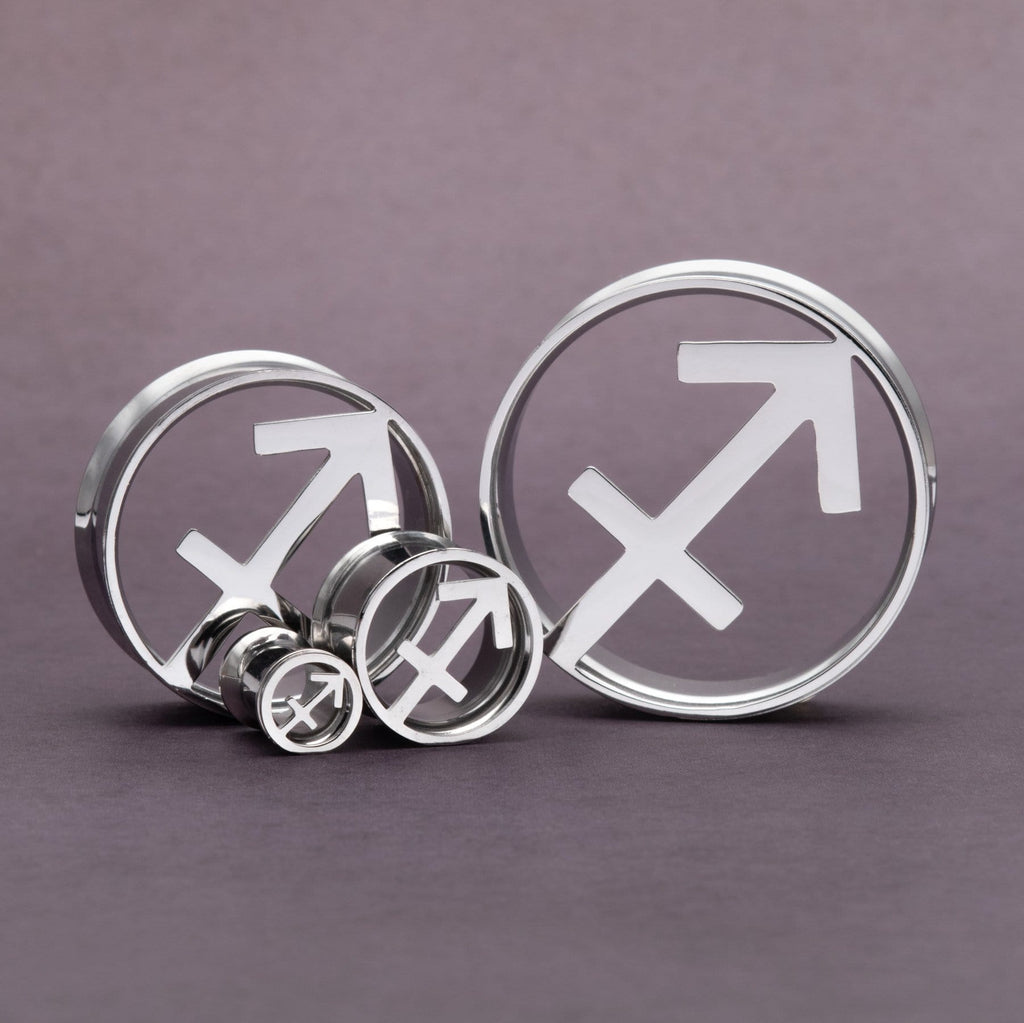Sagittarius Sign Steel Tunnels