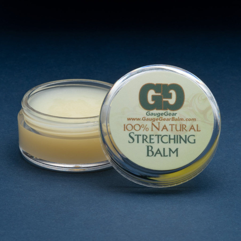 GaugeGear Stretching Balm - .34oz