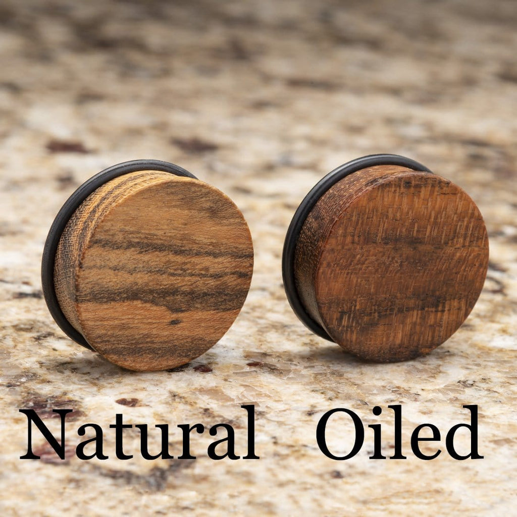Snakewood Single Flare Plugs