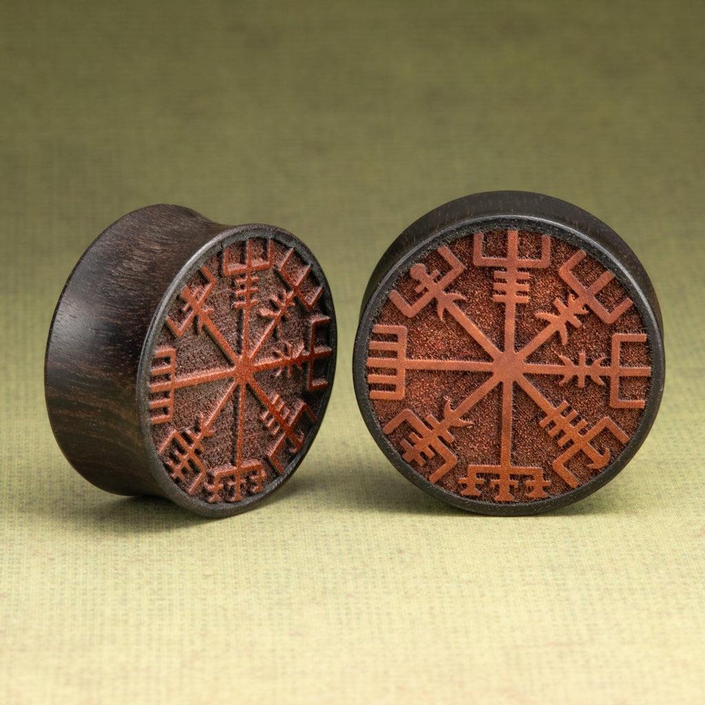 Vegvisir Arang Wood Plugs