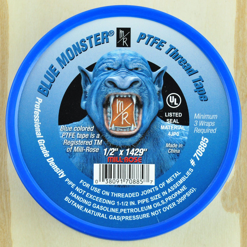 Blue Monster PTFE Tape