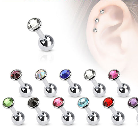 Tragus/Cartilage Piercing Stud Earring