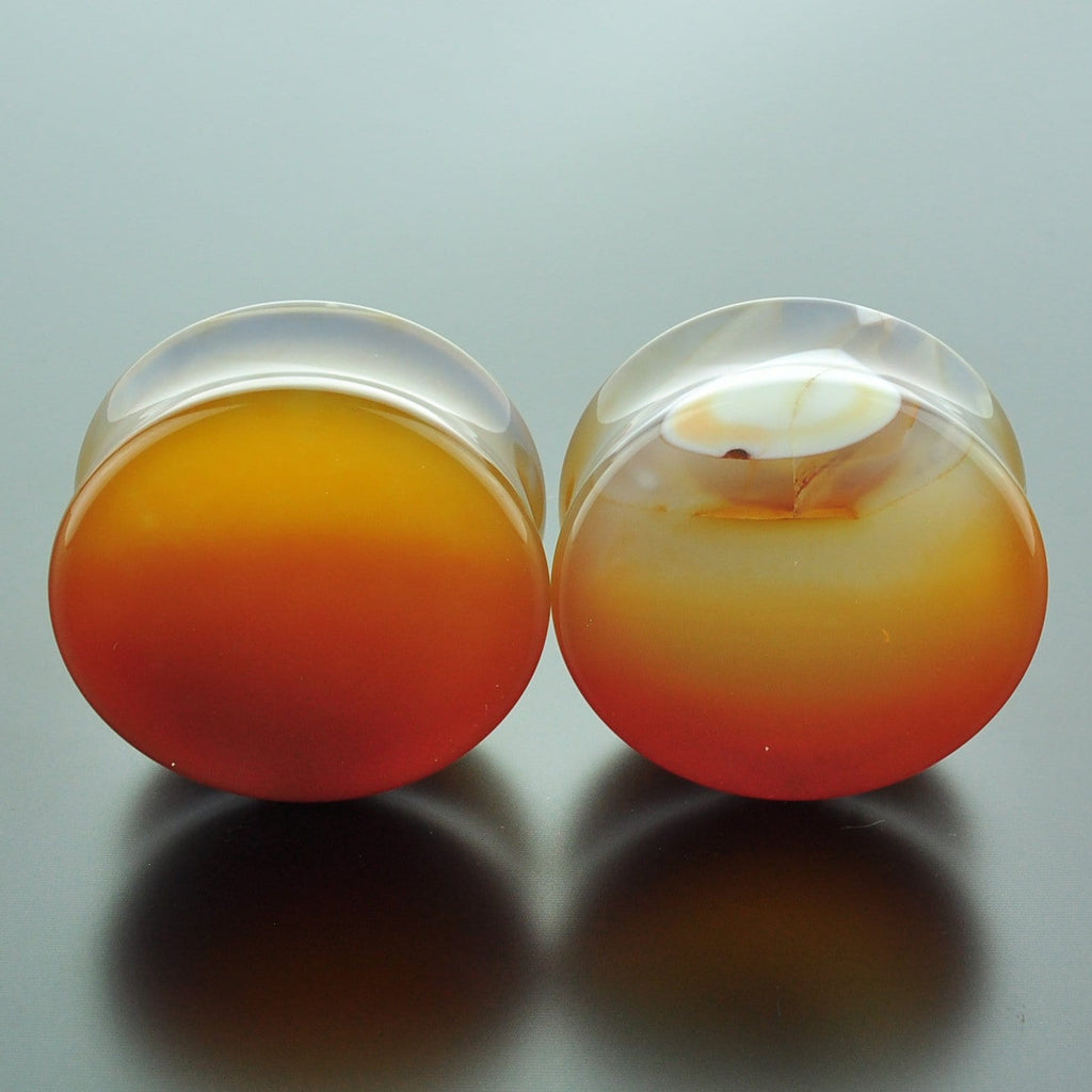 Red Banded Agate #GRB-035-1-C (35mm)
