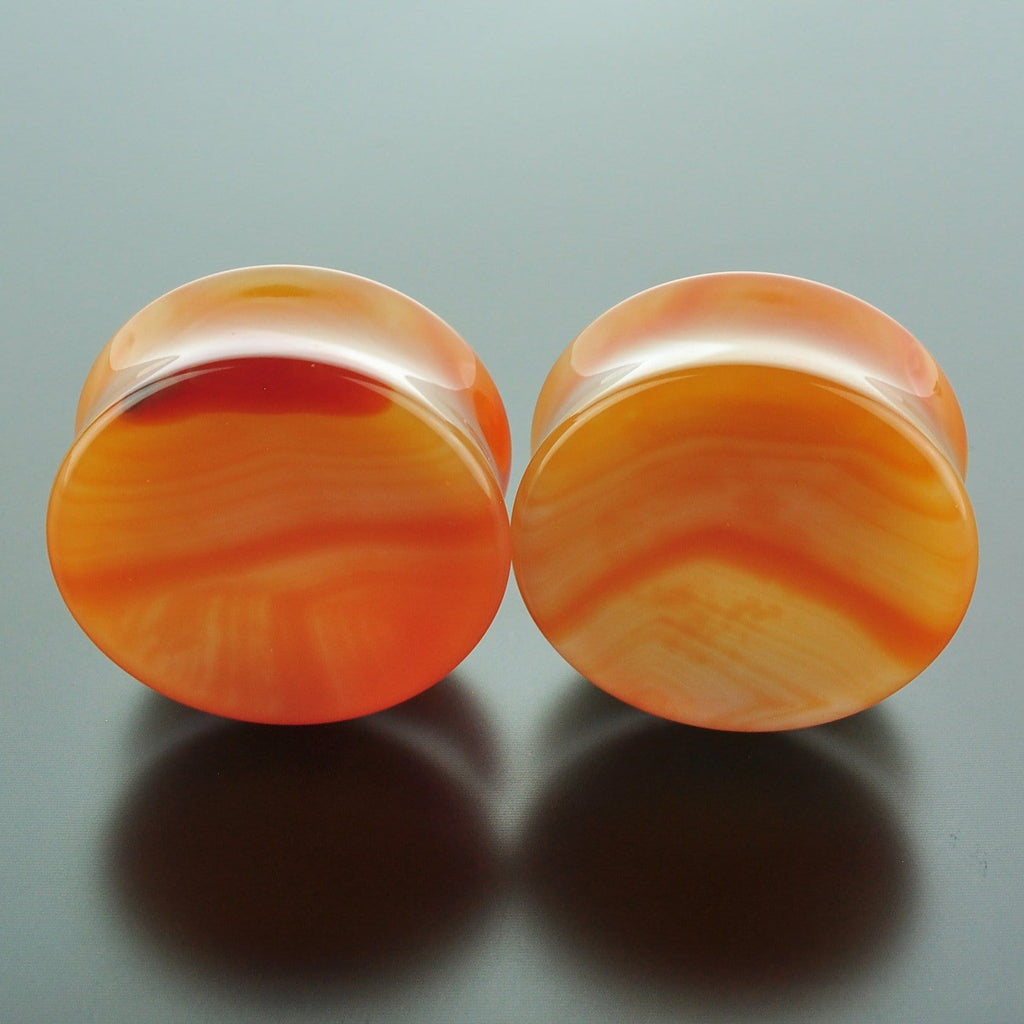 Red Banded Agate #GRB-035-25-C (35mm)