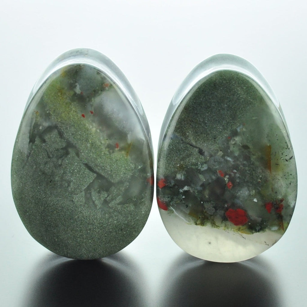 Dragon Blood Jasper # JDB-035-11-D (35mm)