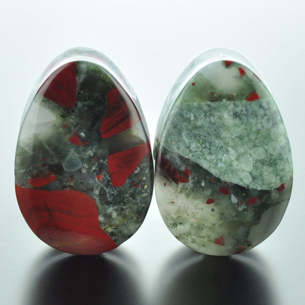 Dragon Blood Jasper # JDB-035-6-D (35mm)