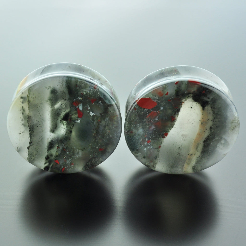 Dragon Blood Jasper # JDB-040-2-C (40mm)